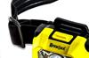 Adjustable fastening strap