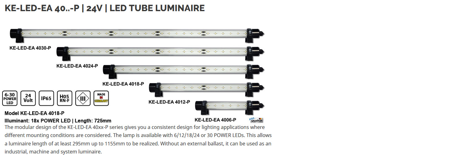 EN Big fixture ke led ea 4018 24v