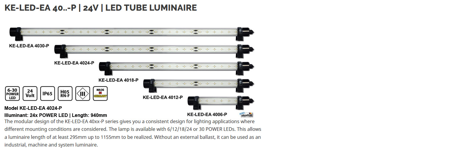 EN Big fixture ke led ea 4024 24v