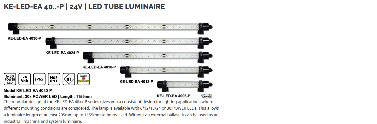 EN Big fixture ke led ea 4030 24v