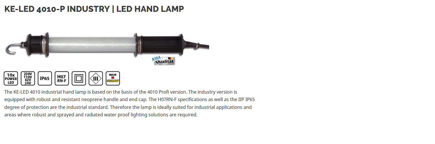 EN Big hand ke led 4010 Industry
