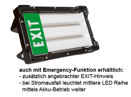 Brightboy LED front Emergency